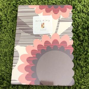 Rare Orla Kiely Giant Sunflower Notebook